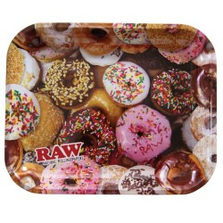 RAW ROLLING TRAY DONUTS...