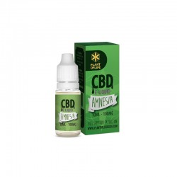 E-LIQUID 1% CBD AMNESIA 10 ML