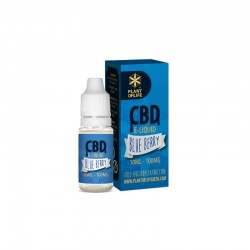 E-LIQUID CBD BLUEBERRY 1% 10ML