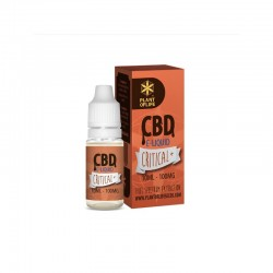E-LIQUID 1% CBD CRITICAL+...