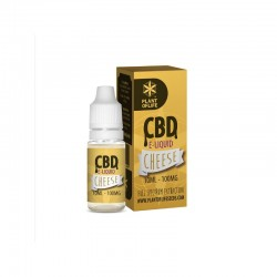 E-LIQUID 1% CBD CHEESE 10ML