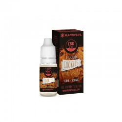 E-LIQUID COOKIES CBD 5 % 10ML