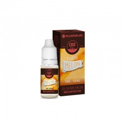 E-LIQUID MELON CBD 5 % 10ML