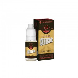 E-LIQUID CHEESE CBD 5 % 10ML