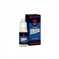 E-LIQUID OG KUSH CBD 5 % 10ML