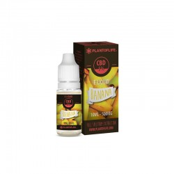 E-LIQUID BANANA CBD 5 % 10ML