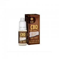 E-LIQUID CHOCOLATE CBD 1 %...