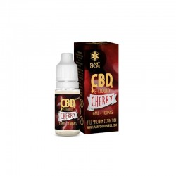 E-LIQUID CHERRY CBD 1 % 10ML