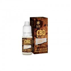 E-LIQUID COOKIES CBD 1 % 10ML
