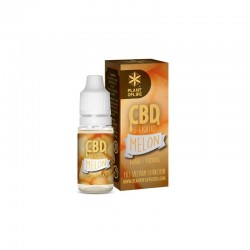 E-LIQUID MELON CBD 1 % 10ML