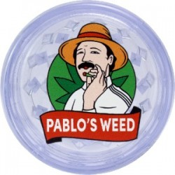 TRANSPARENT PABLO'S WEED...