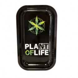 BLACK TRAY PLANTOFLIFE MEDIUM