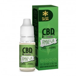 E-LIQUID CBD 1% AMNESIA 20ML