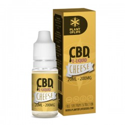 E-LIQUID CHEESE CBD 1%  20ML
