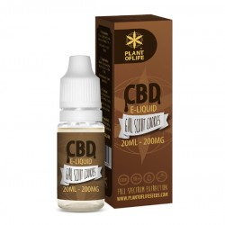E-LIQUID CBD 1% GIRLSCOUT...