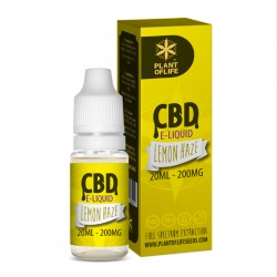 E-LIQUID CBD 1% LEMON HAZE...
