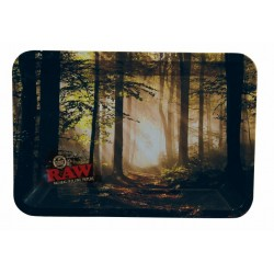 RAW ROLLING TRAY MIX FOREST...