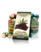 Food products with hemp